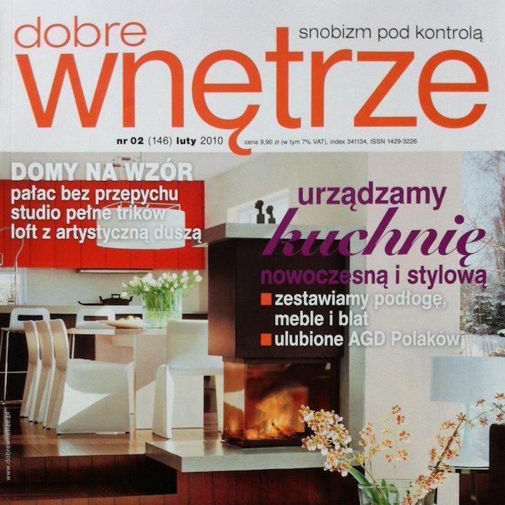 DOBRE WNĘTRZE 2/2010