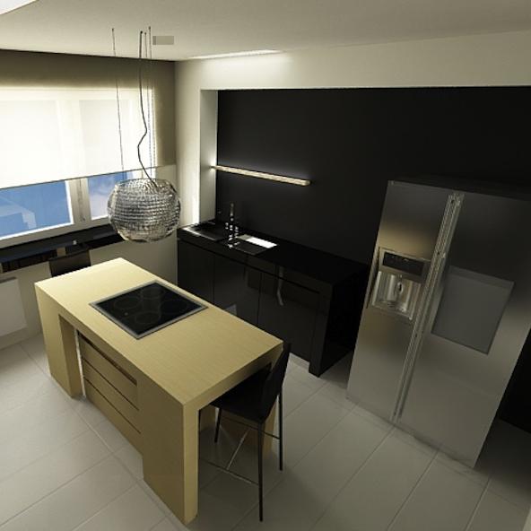 Jędrzejów - kuchnia 12m2