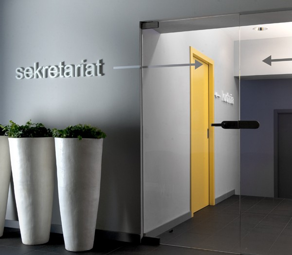 Chorzów - biura firmy Jaekel-Bud-Tech