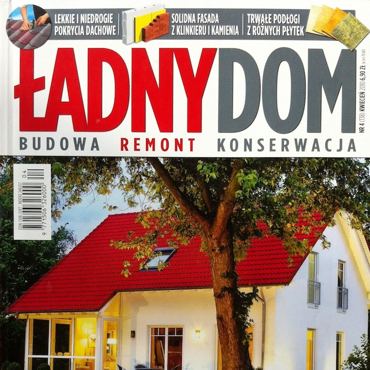ŁADNY DOM 4/2010