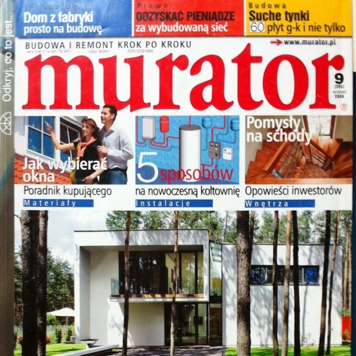 MURATOR 9/2009