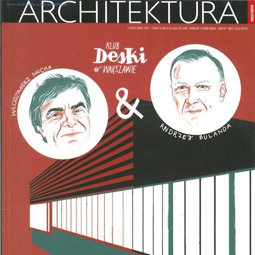 ARCHITEKTURA 7/2011