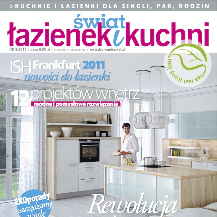 ŚWIAT ŁAZIENEK I KUCHNI 3/2011