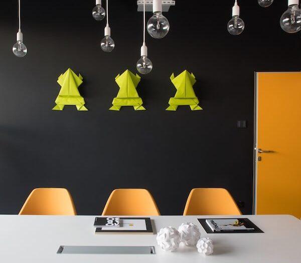 Dębica - biura firmy Prografix (zdjęcia realizacji)