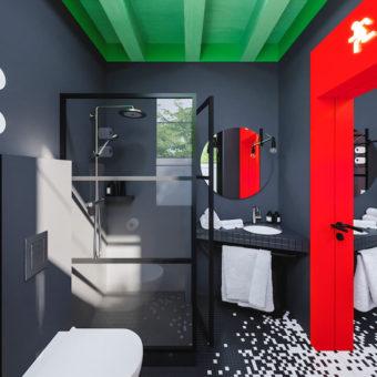 Chorzów - pokój hotelowy STG